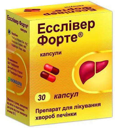 add.ua-Nabros Pharma (Индия)-Эссливер Форте капсулы №30-31