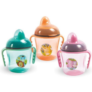 add.ua-Royal King Infant Products-Поилка-непроливайка Lindo с ручками LI 710 150 мл-20